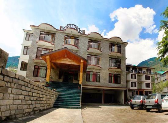 Hotel Mukund Palace